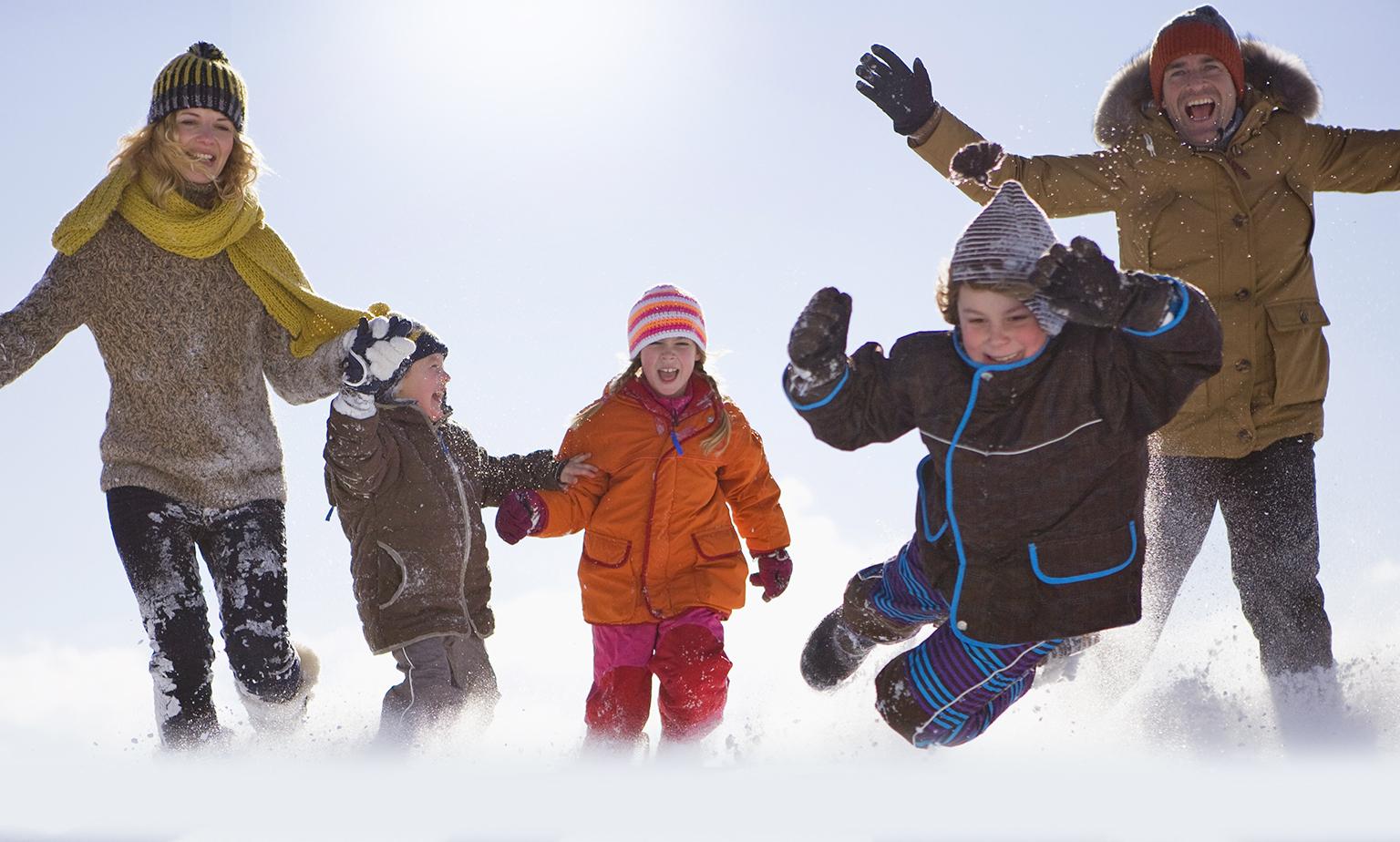 Alles für den Wintersport