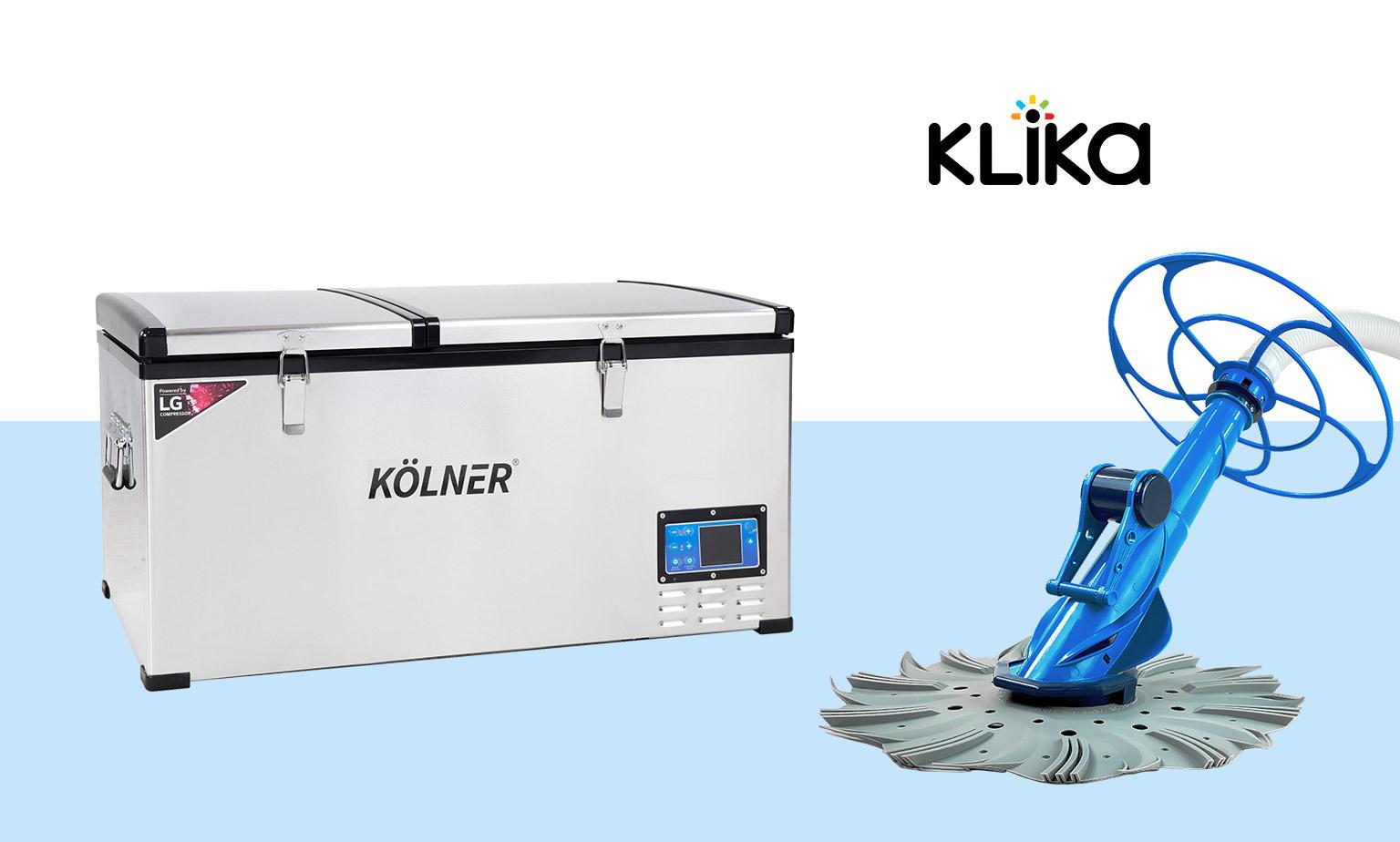 Great Summer deals at Klika