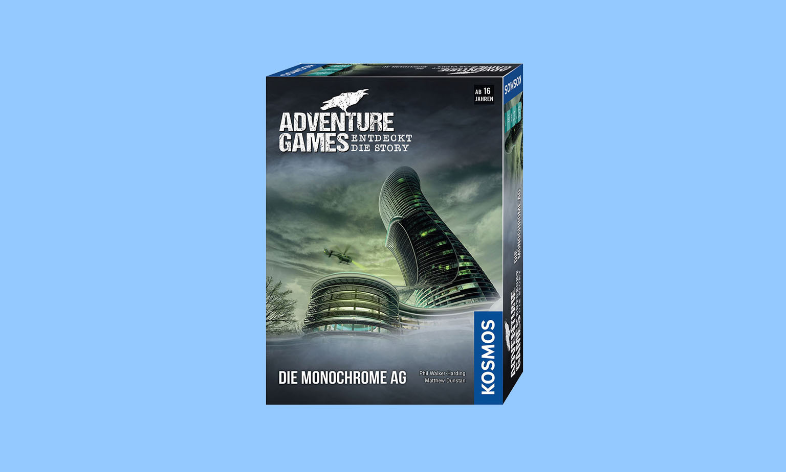Die Monochrome AG - KOSMOS Adventure Games