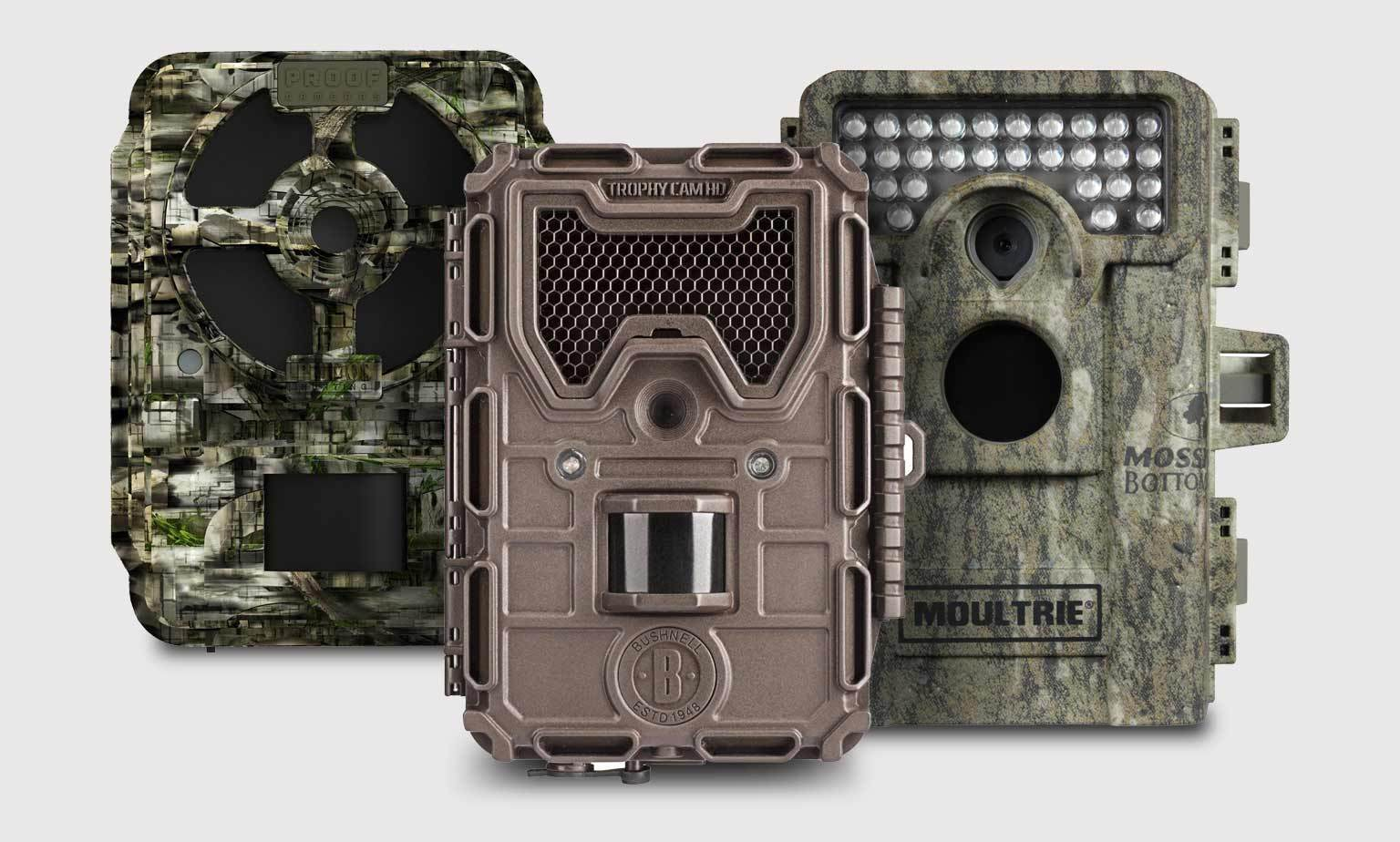 Trail Cameras up to 40% off