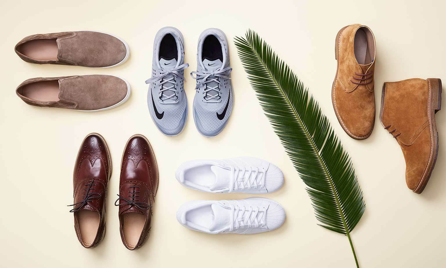 What's New in Men's Shoes