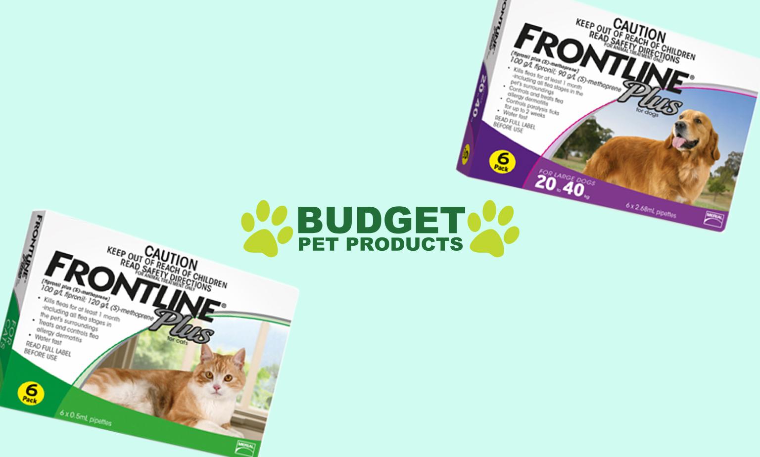 Buy 1 Get 1 Free Frontline Plus