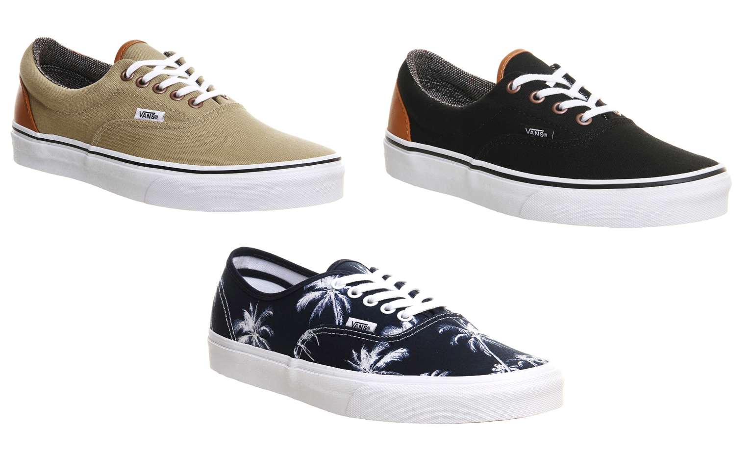 Up to 40% off Vans