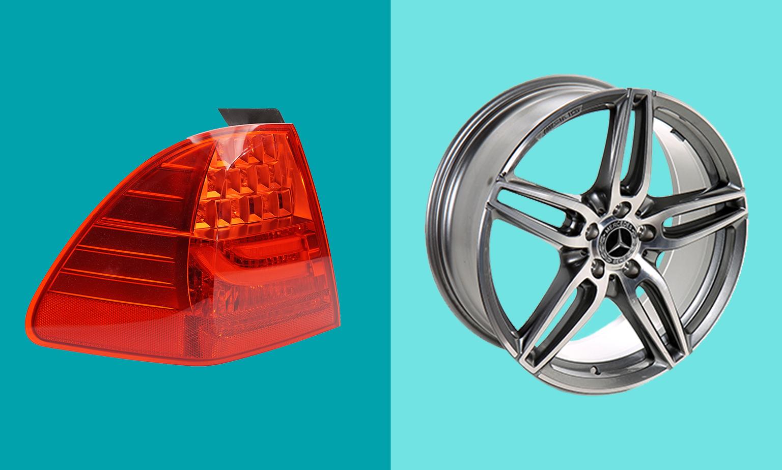 -10%* auf Mercedes Gebrauchtteile