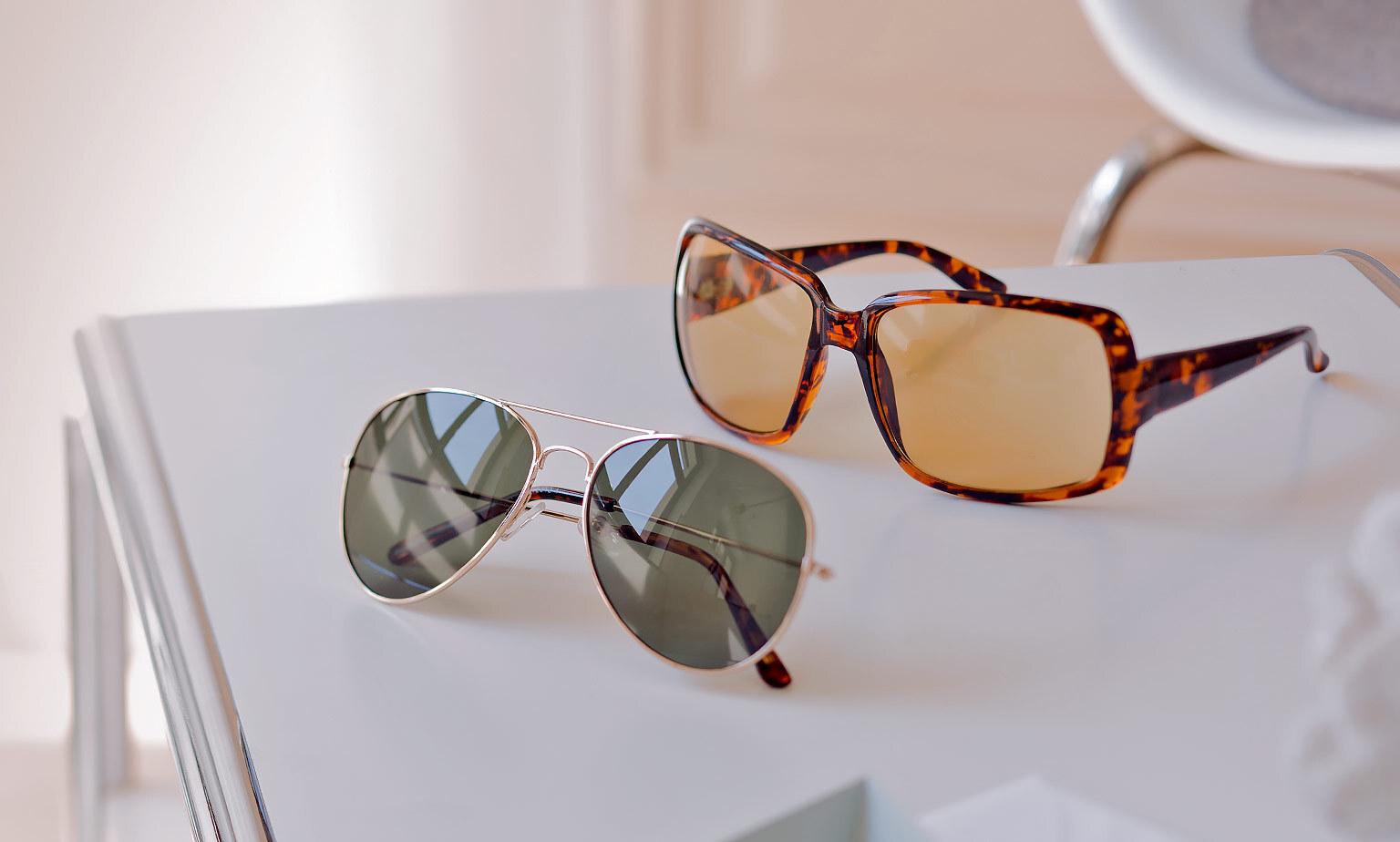 Klassiker der Sonnenbrillenwelt