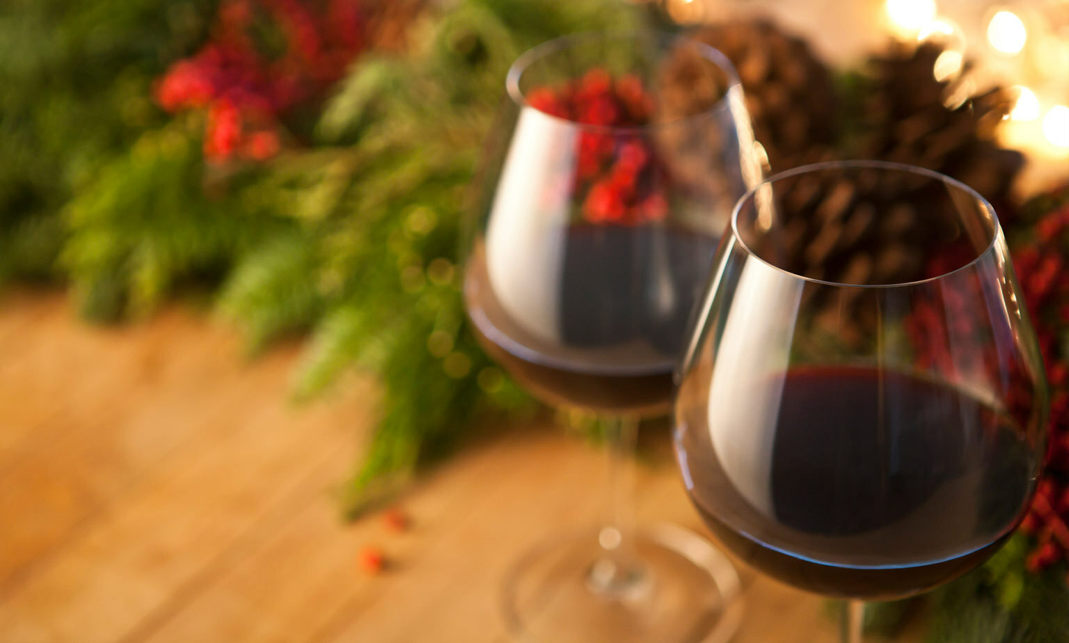 Celebrate the Season with Red Wine