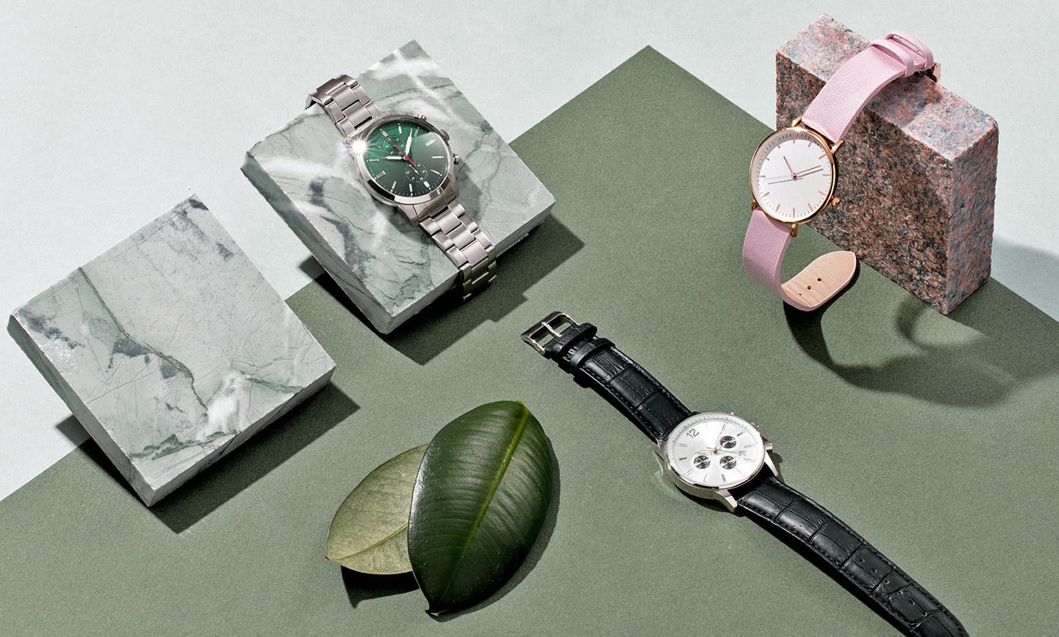 Uhren unter 50 Euro