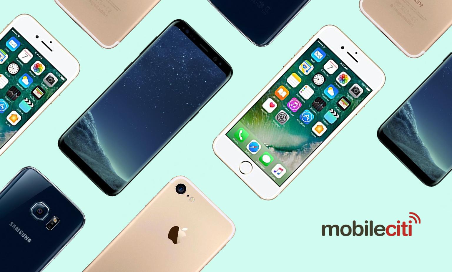 Up to 40% off at Mobileciti