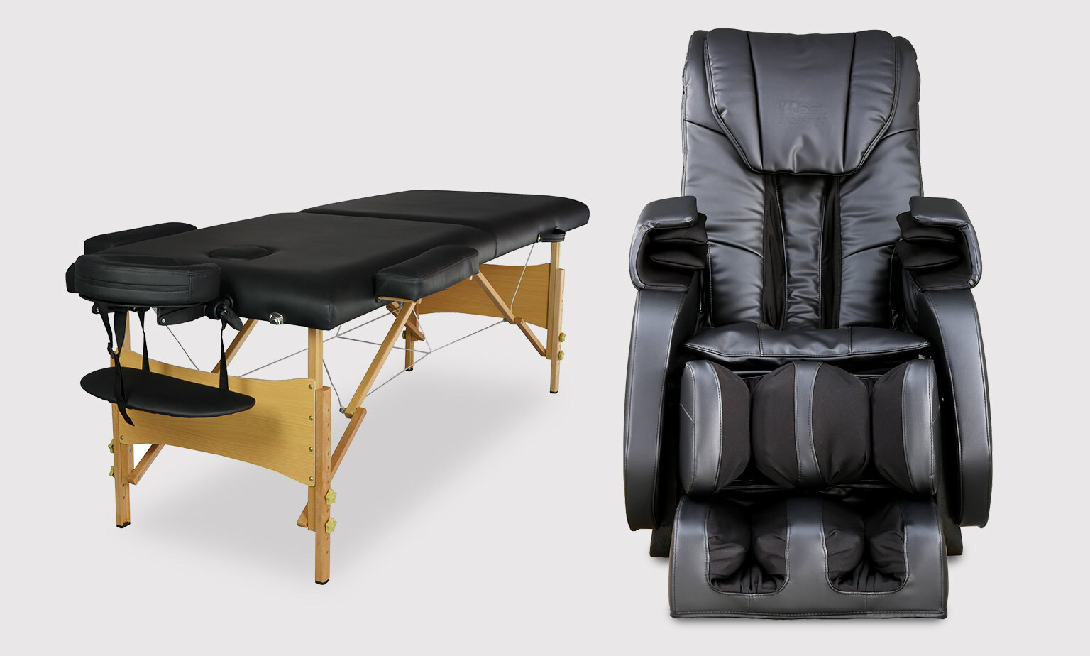 Massage and Salon Equipment