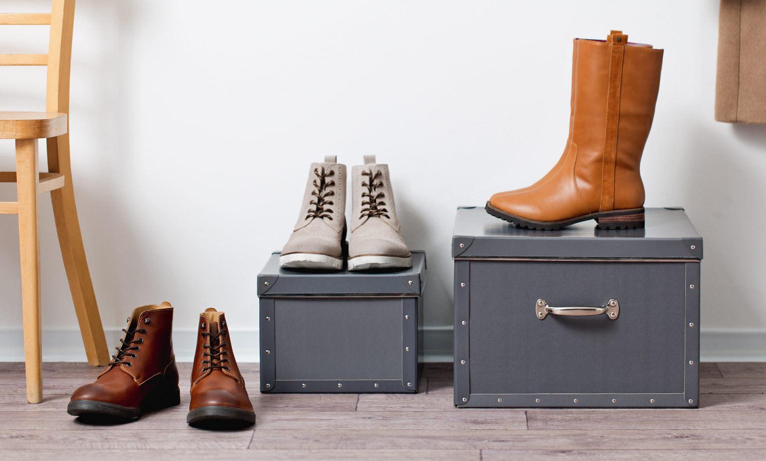 Stiefel & Boots: bis zu -50 % ggü. UVP