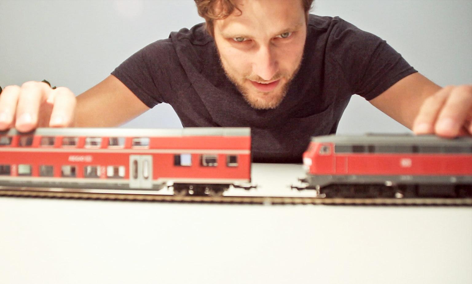 Gebrauchte Modelleisenbahnen