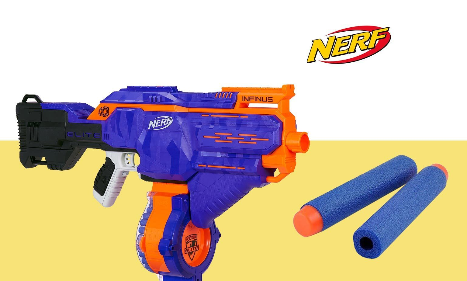 20% off* at NERF Outlet
