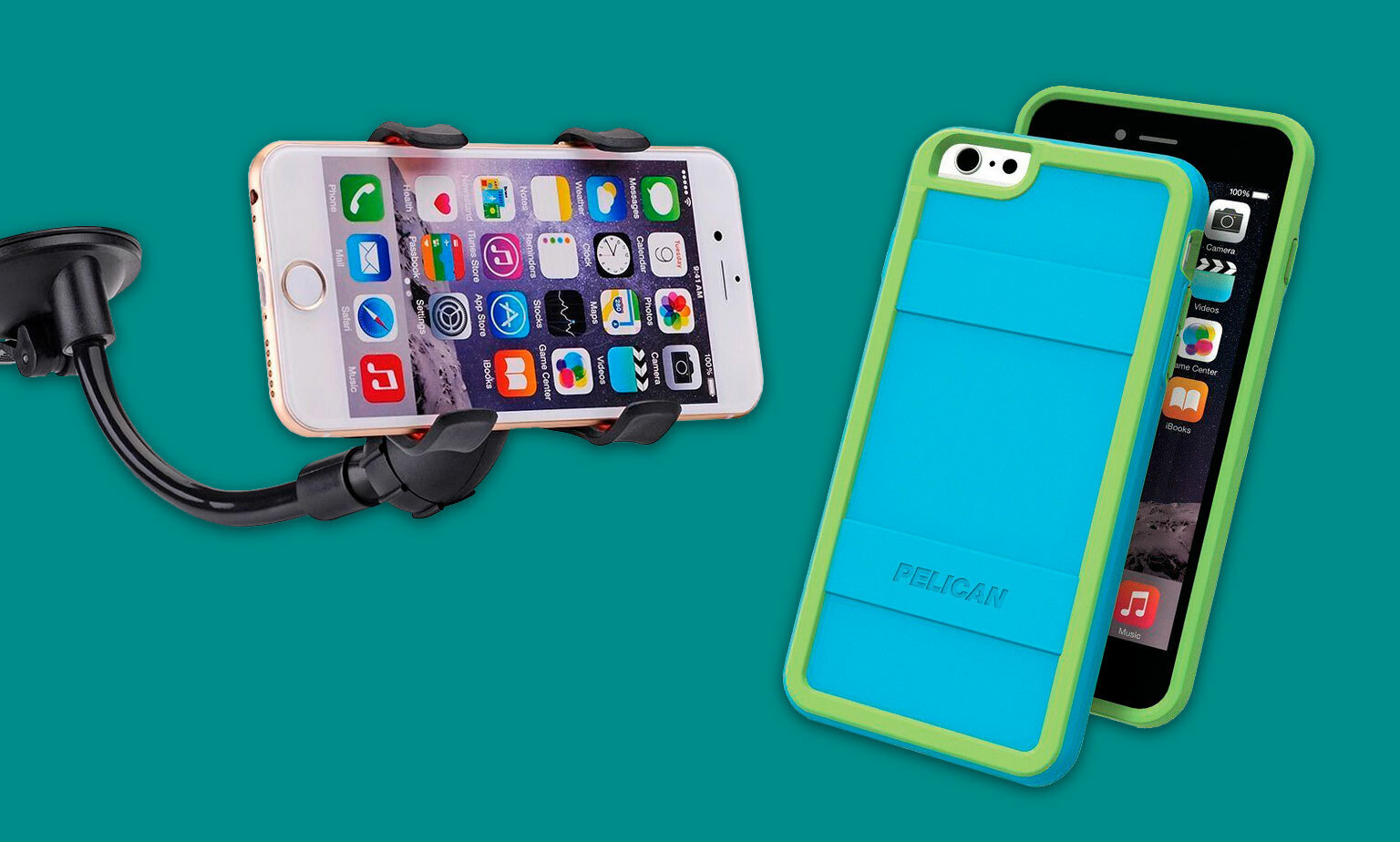 Gadgets  disponíveis para todos