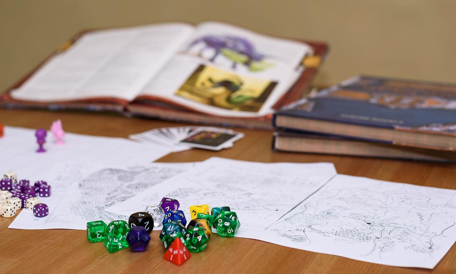 Gebrauchte Tabletop-Spiele