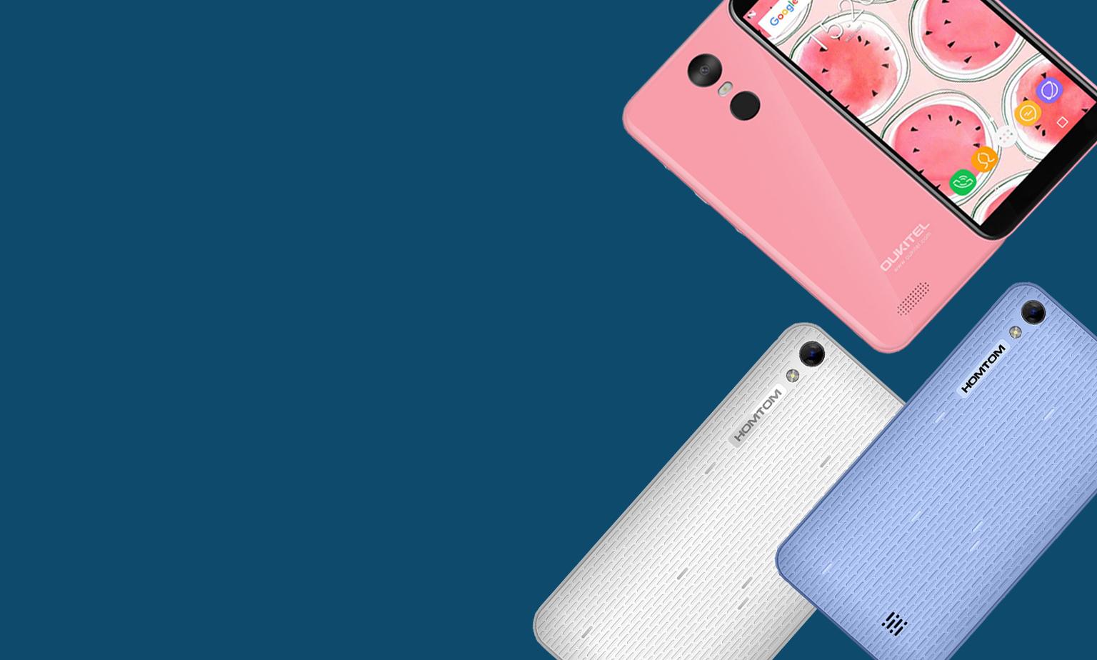 Smartphones unter 100 €