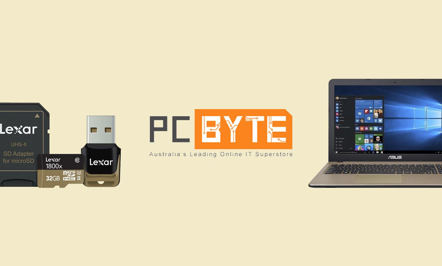 PC Byte Sales Event