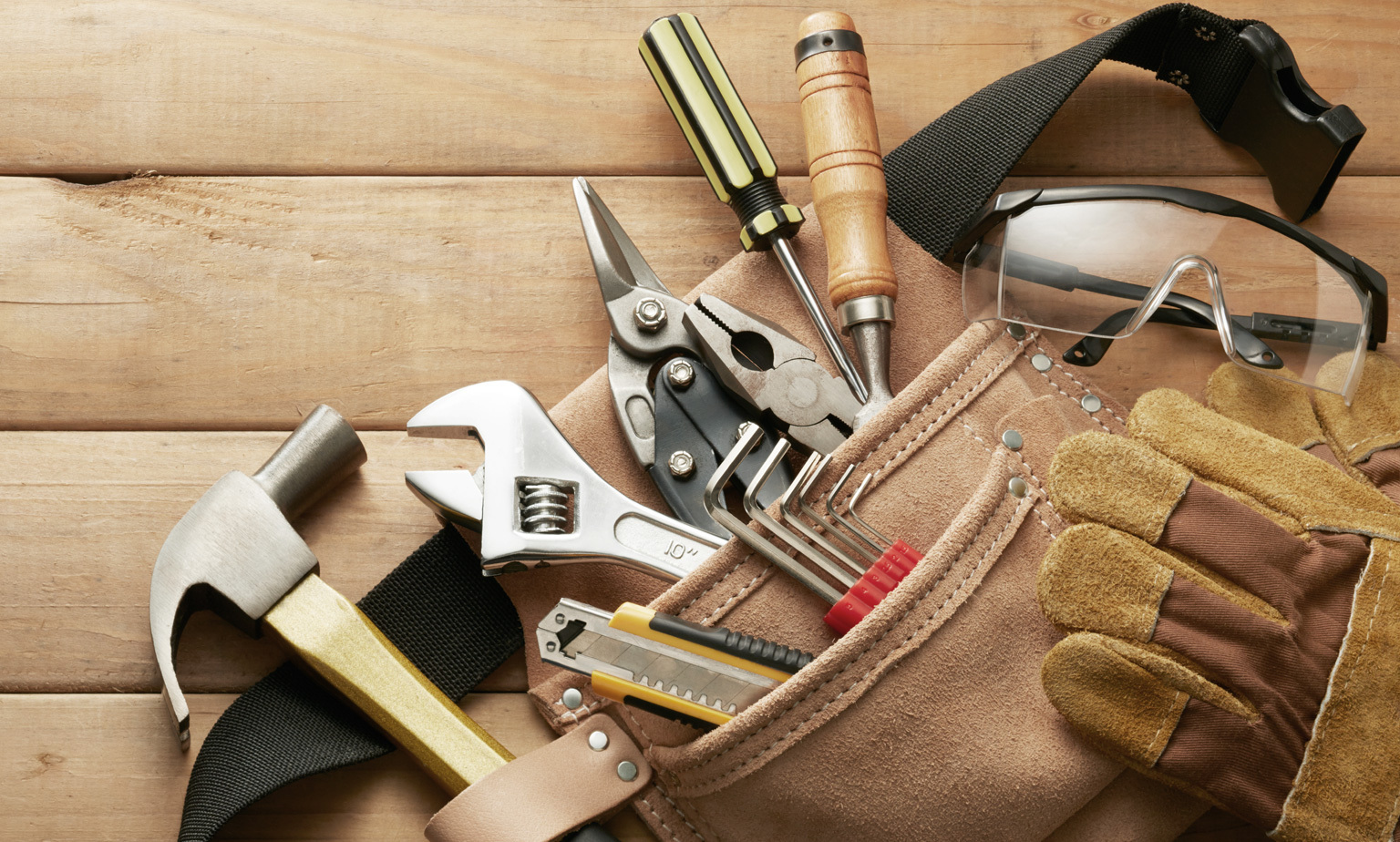 Hand Tools for Tinkerers
