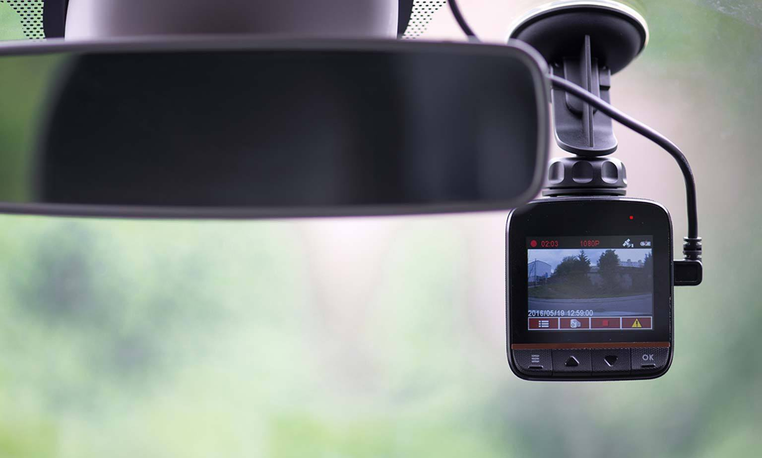 Dashcams fürs Auto bis zu -50%* reduziert