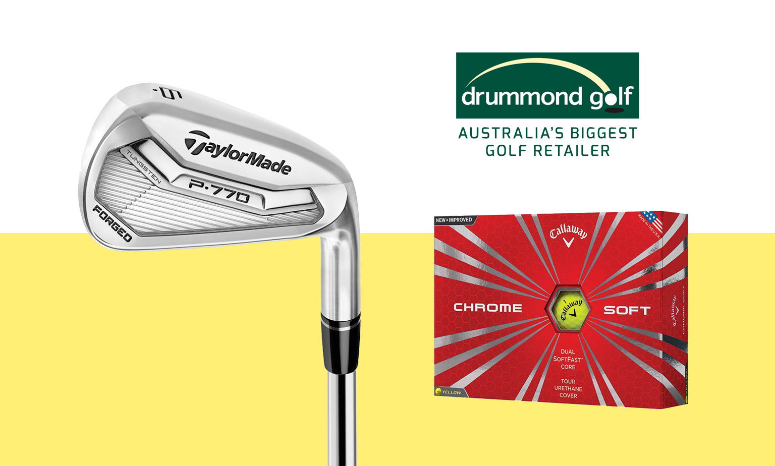 Low Prices at Drummond Golf