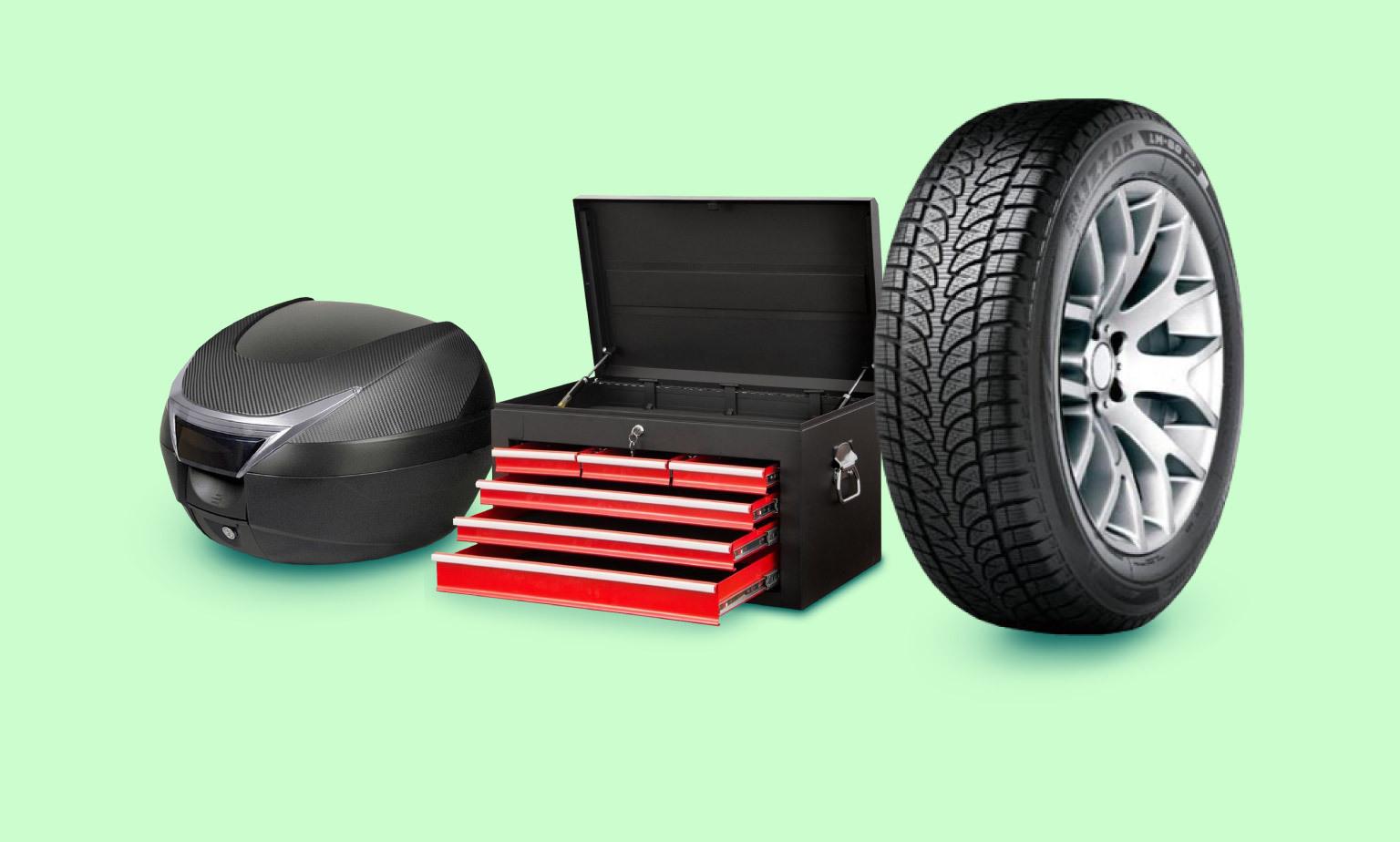 Ricambi e accessori Auto & Moto