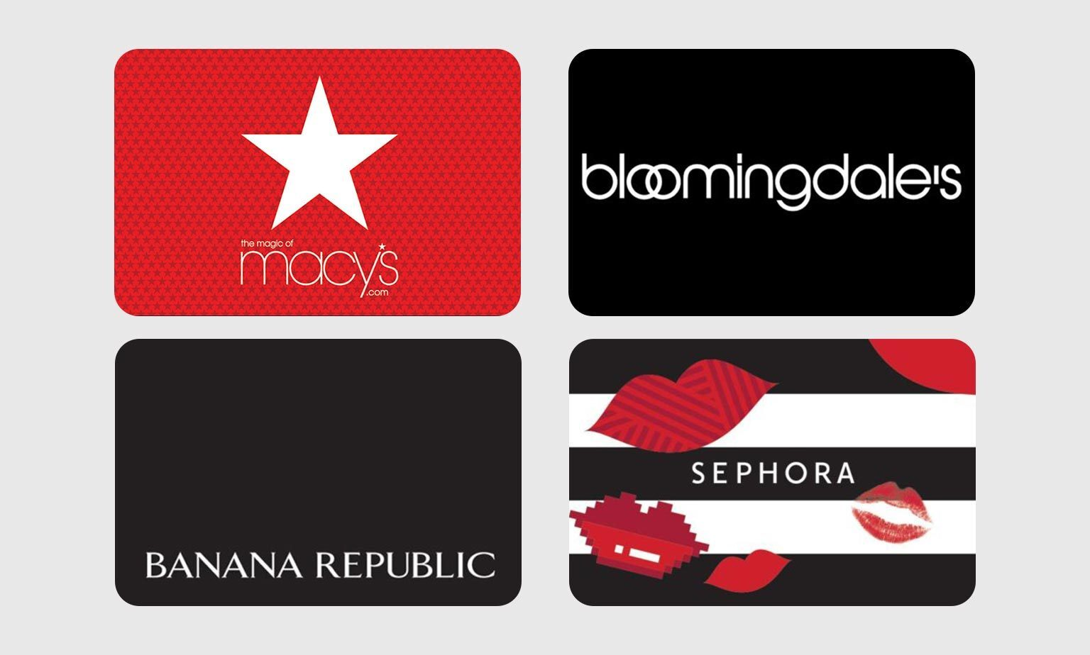 Buy Gift Cards Online – Physical & Digital Gift Cards