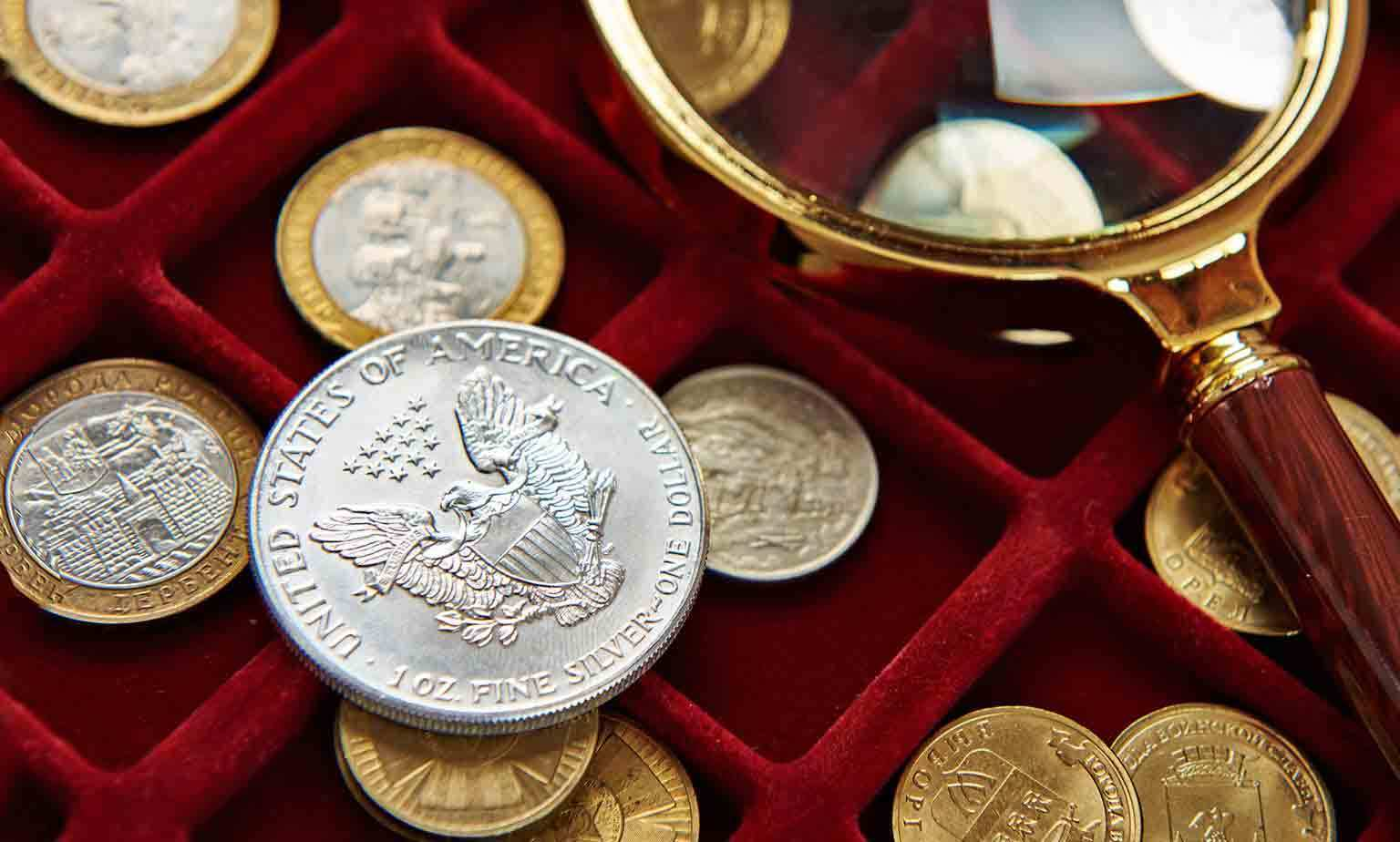 Pre-Owned Coins