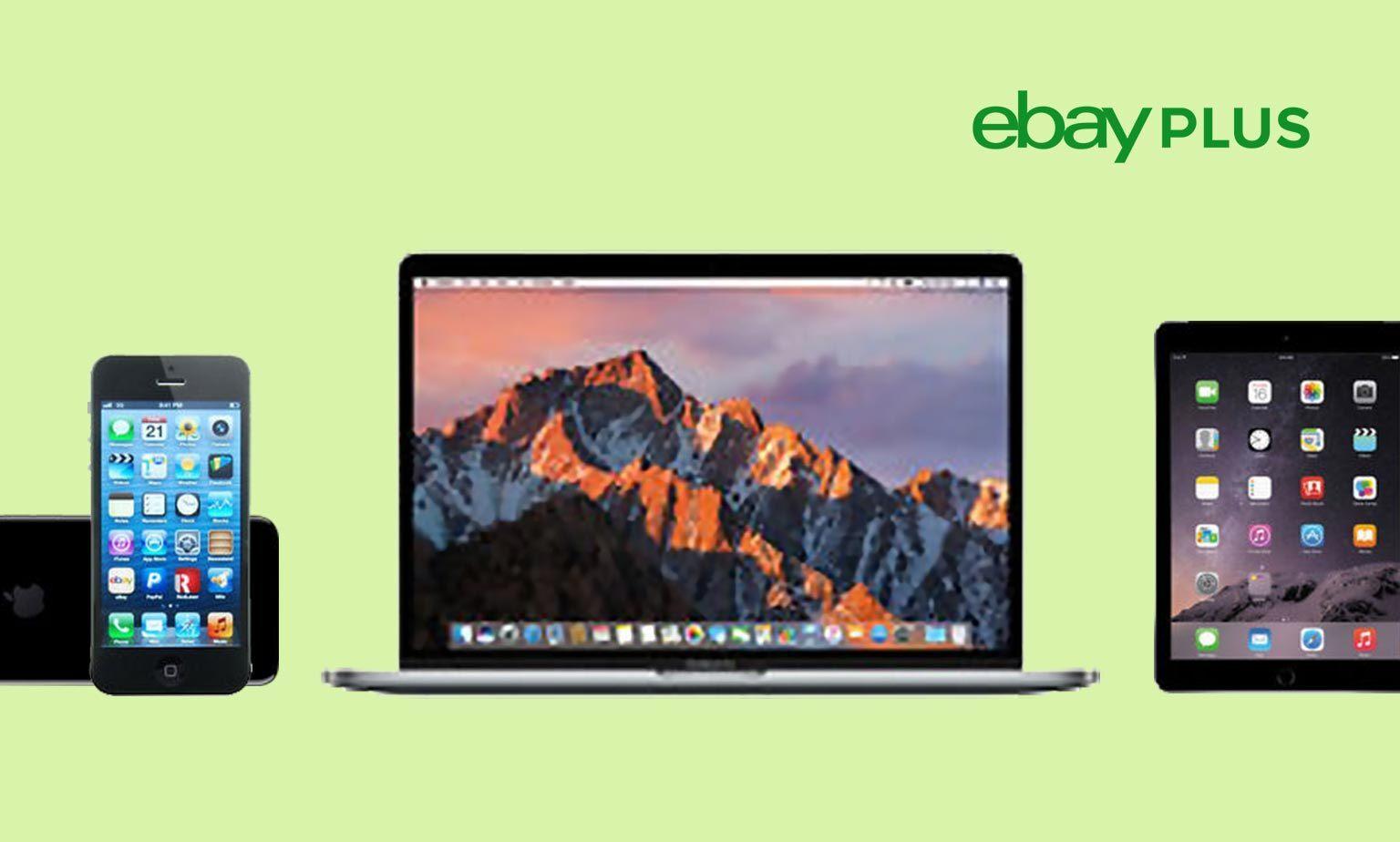 -15% auf Apple für eBay Plus-Mitglieder