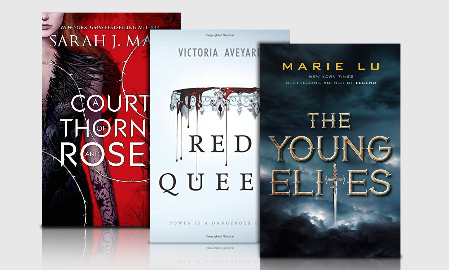 best selling young adult books