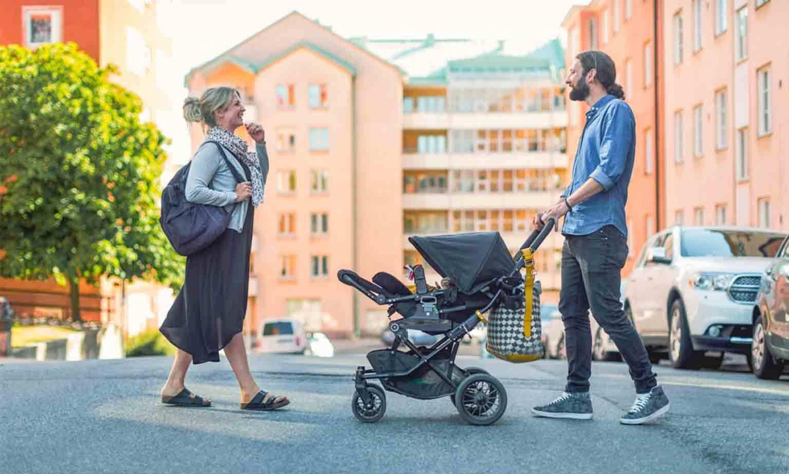 Kinderwagen & Baby-Zubehör