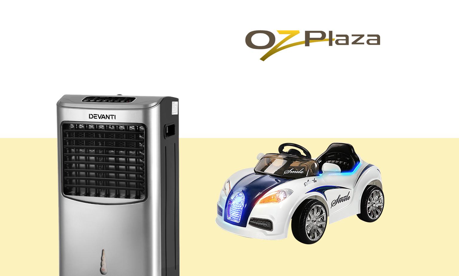 20% off at Oz Plaza*