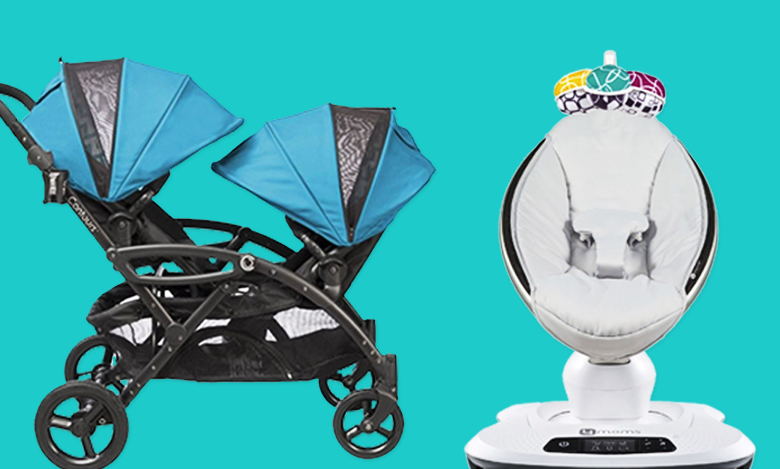 Save On Essential Baby Gear