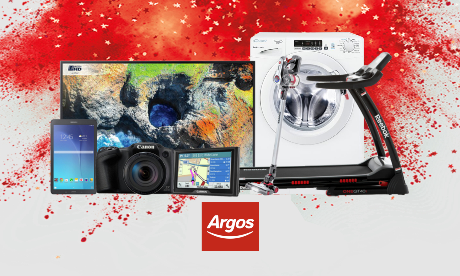 The Big January Sale by Argos