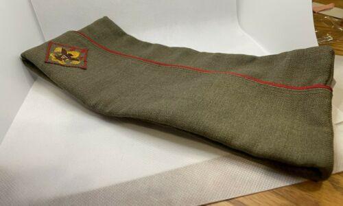 Vintage Boy Scout Wool Garrison Hat Cap Official BSA Size Unknown