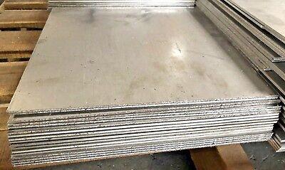 Titanium Plate 6al4v 12 X 12 X .125