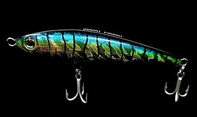 FISHING LURE OCEAN POTION # - 07 - 140mm - 64g SINKING PENCIL STICK BAIT T/WATER