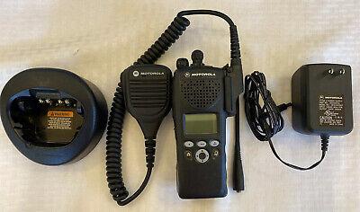 Motorola Xts 2500 -700800 Mhz 2 Way P25 Radio H46ucf9pw6bn- Sn 205cfz1822