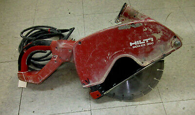 Hilti Dch-ex300 Electric Concrete Metal Cutting Demolition Saw