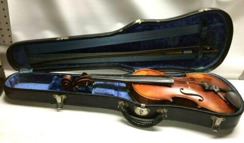 Old English Violin Martin Schoepf 1930 Manchester NH England # 18