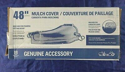 "Genuine Husqvarna Poulan Craftsman 48"" Mulch Cover for"