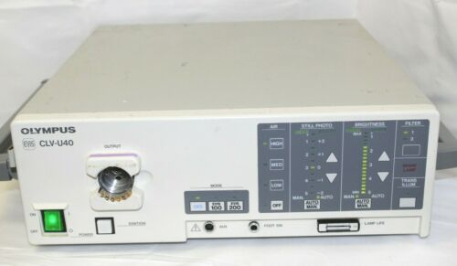 Olympus EVIS CLV-U40 Endoscopy Light Source