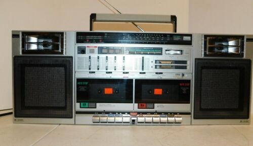 SANSUI CP-55W AM/FM/SW Vintage Stereo Boombox MINT Condition