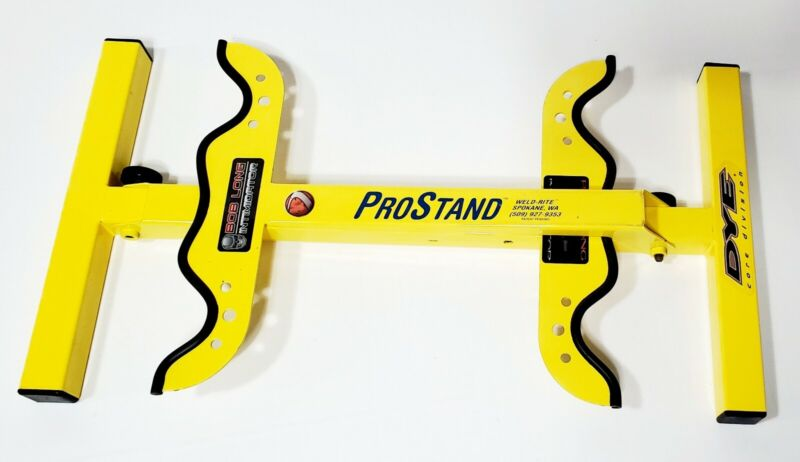 Pro Stand Dual Folding  Paintball Gun Stand Durable metal construction U.S.A.