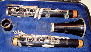 Clarinet Selmer with case Model 1401 with case Used  156XXXX