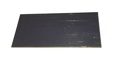 16ga .06 3 X 6 Galvanized Zinc Coated Steel Sheet Metal Plate
