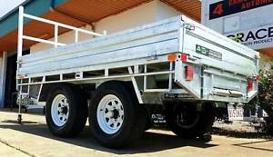 FLAT TOP TRAILERS ATM 3500kg - BRAND NEW!! Garbutt Townsville City Preview