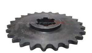 ScooterX-25-Tooth-Race-Sprocket-Gas-Powered-Scooter-43cc-33cc-36cc-49cc-52cc