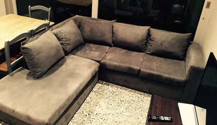 Comfy Modular Sofa Near New condition Woolloomooloo Inner Sydney Preview