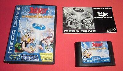 Megadrive 1 & 2 Astérix et le Pouvoir des Dieux [PAL] Sega *JRF*