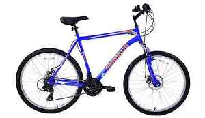 MTX400-26-034-wheel-front-suspension-mens-disc-brakes-19-034-frame-mountain-bike-blue