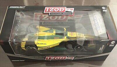2012 Greenlight Tony Kanaan 1:18 GEICO Indycar